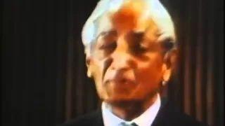 krishnamurti español - YouTube