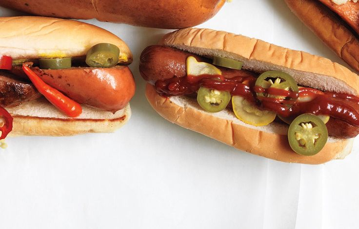how to make pickled hot dogs