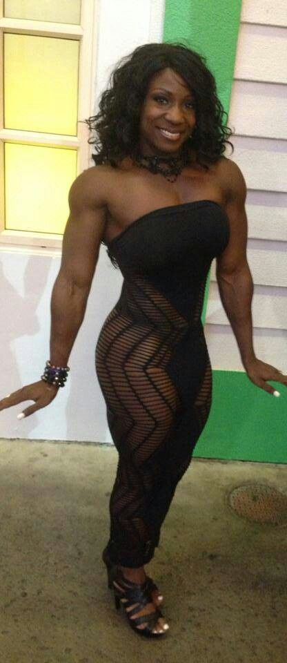 Black Women Bodybuilders
