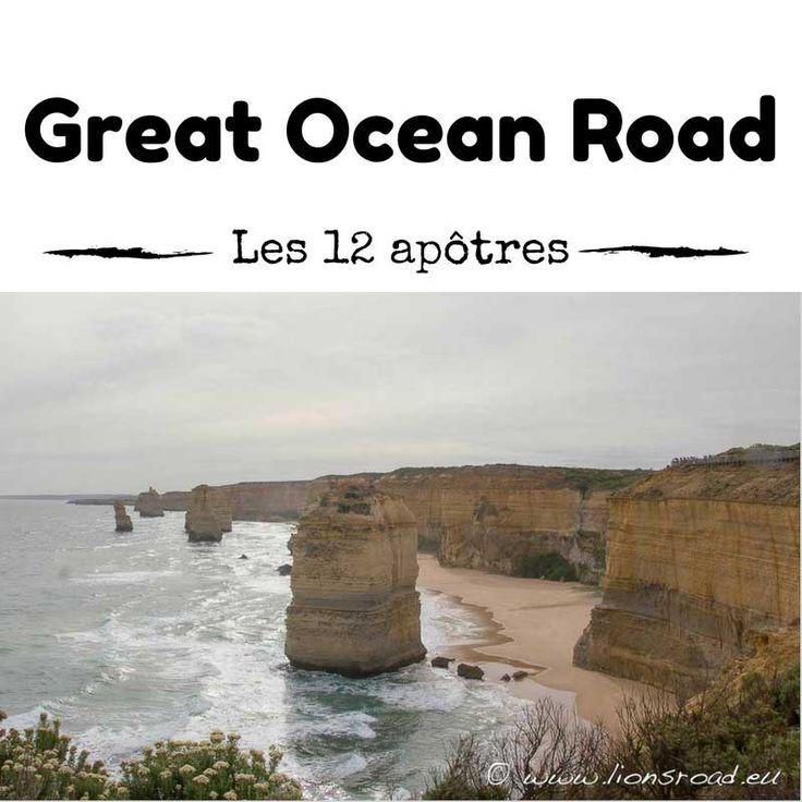Road trip on the Great Ocean Road : Les 12 apôtres, tourisme et falaises