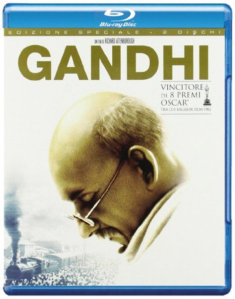 gandhi film review With gandhi my father anil kapoor, has touched a subject that no bollywood producer would have dared to the film is a brave attempt and director feroz abbas khan has.