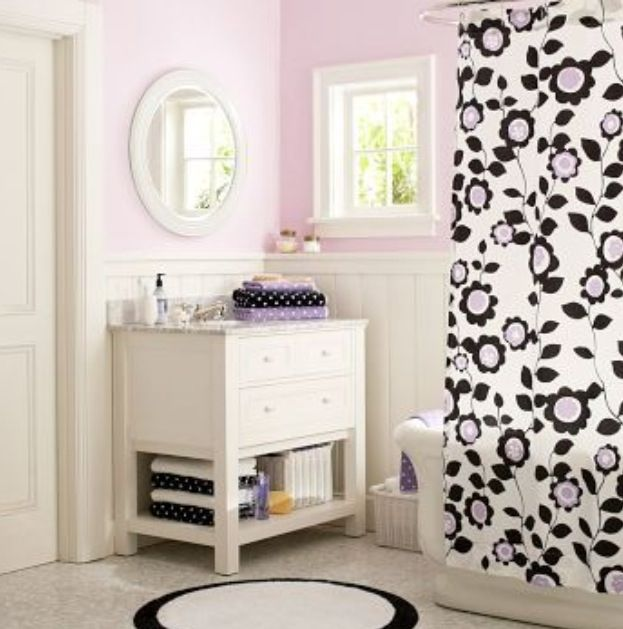 Web Image Gallery Key Interiors by Shinay Teen Girls Bathroom Ideas