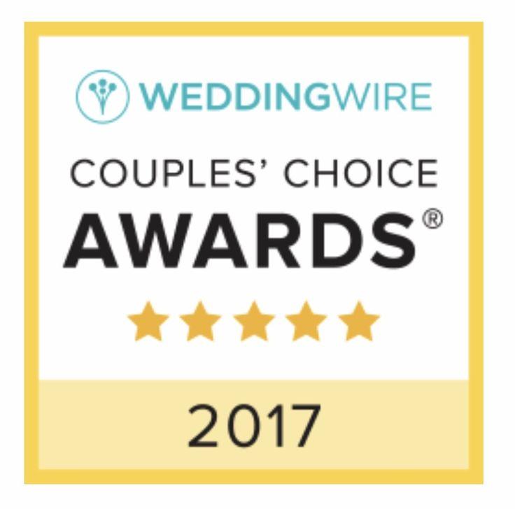 2017 Wedding Wire Couples Choice Award winners! NJ Wedding Music Vendors