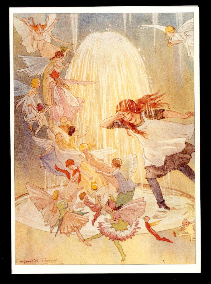 17 Best Images About Margaret Tarrant Fairytale Artist On