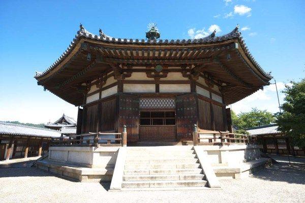 Yumedono, Horyuji