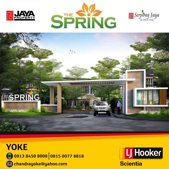 The SPRING @ Serpong Jaya