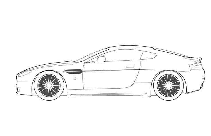 Car Template Printable race car racing auto formula 1