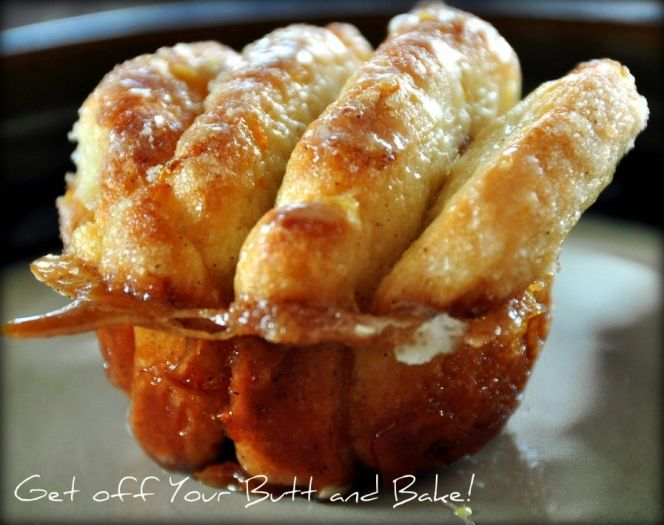 Butterflake Orange Rolls {recipe}