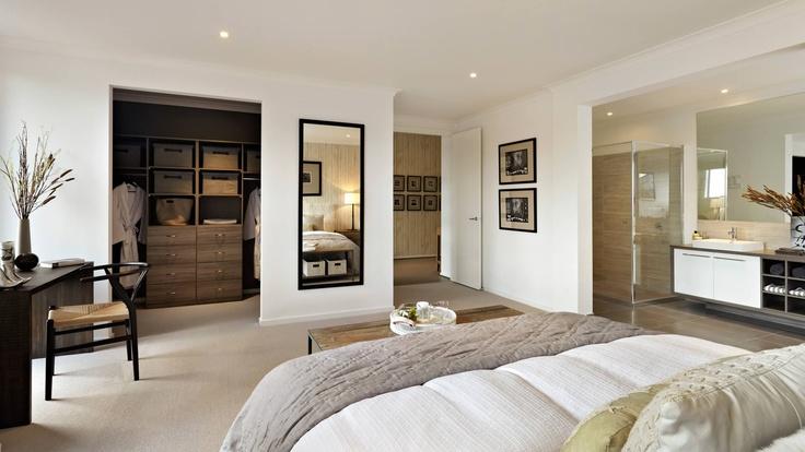 Winslow master suite