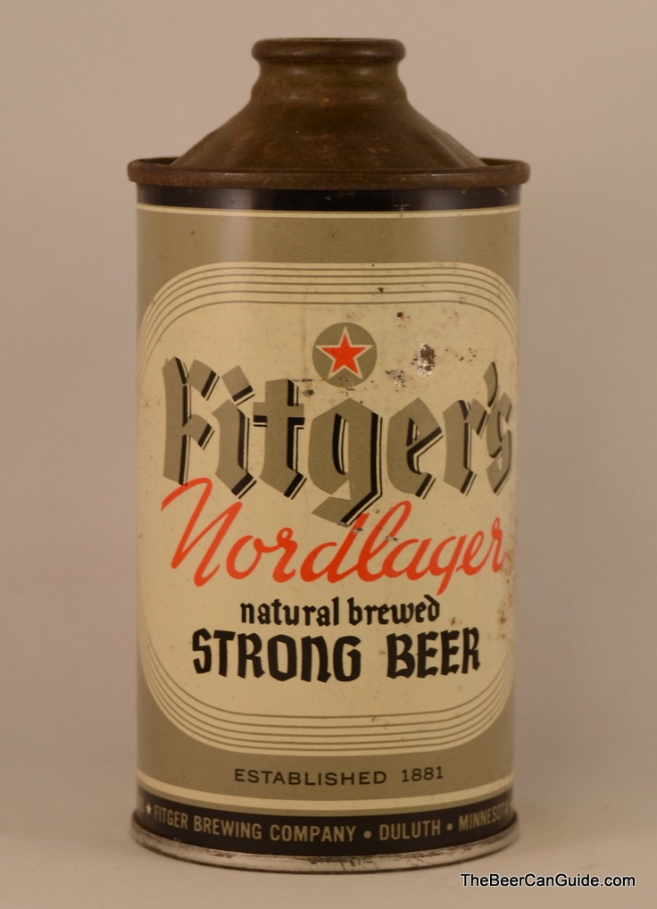 Fitger's Nordlager Strong beer