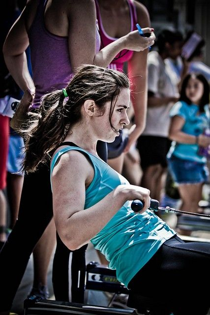 """""""The 17 Commandments of Rowing"""" - 17 simple ways to improve your rowing...and hate it less!"""
