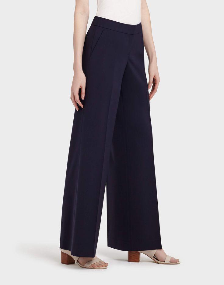Wool Kenmare Pant : Women's Pants | Lafayette 148 New York