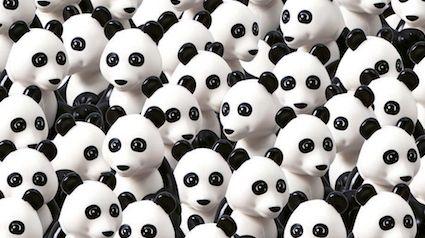 Eind vorig jaar waren we op internet massaal op zoek naar panda's op verschillende zoekplaatjes. Deze nieuwe variant, met een hond in de hoofdrol, blijkt een tikkeltje lastiger.