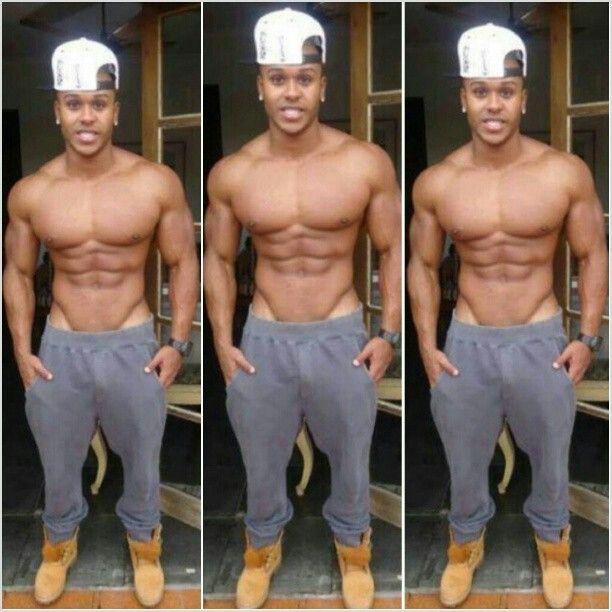 Naked black man sweatpants porn pics