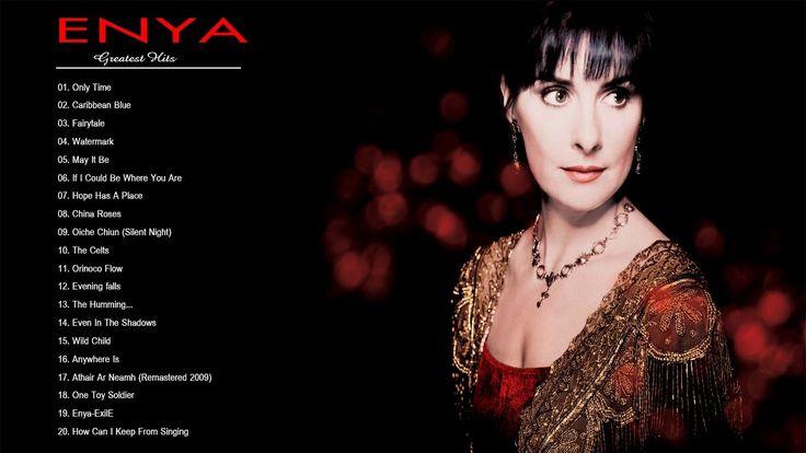 Enya Greatest Hits - The Very Best Of Enya