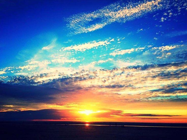 Sunset Schier
