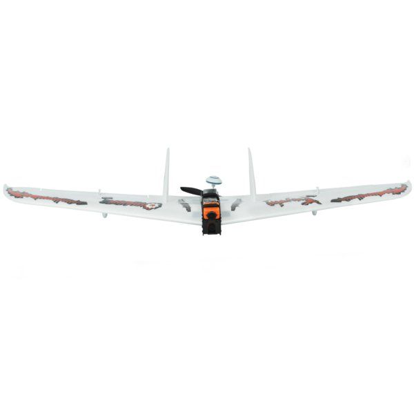Eachine Fury Wing 1030mm Wingspan Carbon Fiber EPO FPV Racer Flying Wing RC Airplane KIT