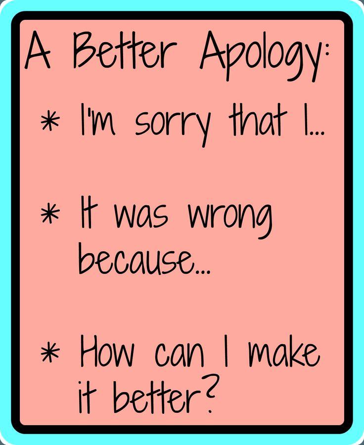 essay i am truly sorry