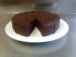 Gluten Free Chocolate Mud Cake