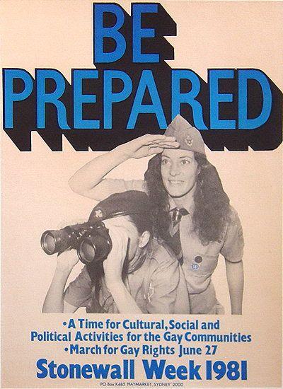 BE PREPARED '81