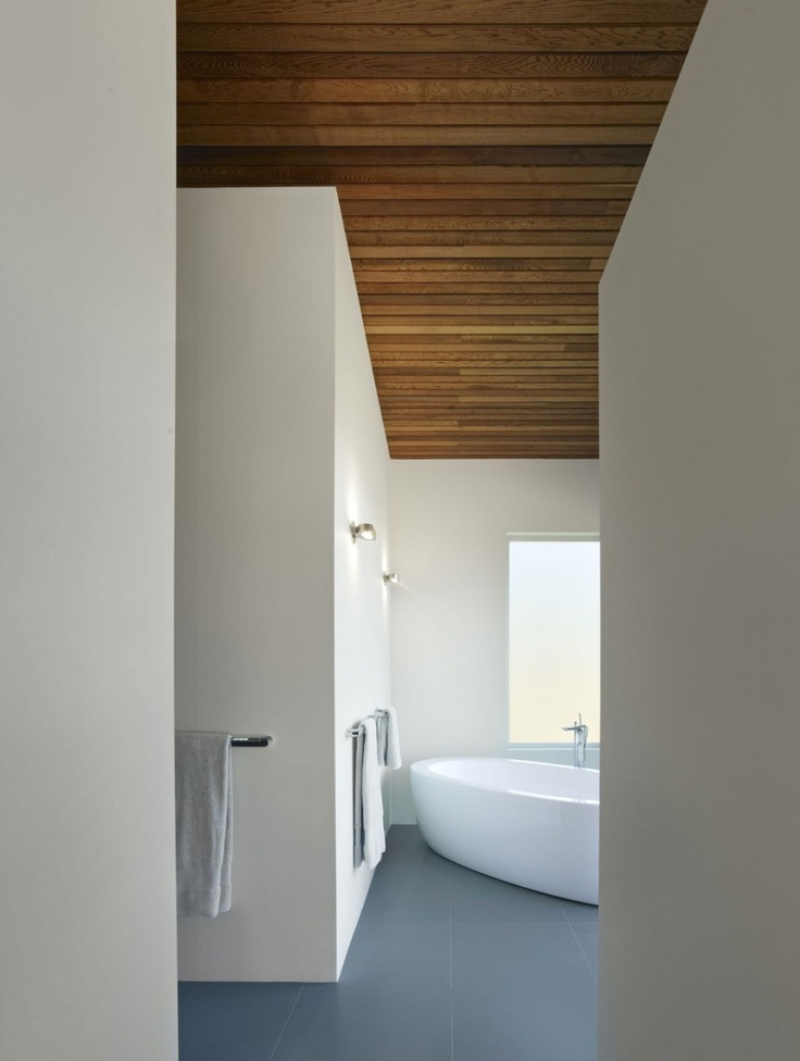 Ga eens voor een houten plafond !!