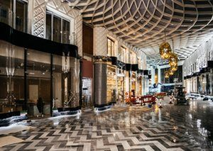 Victoria Gate, Leeds review – shop and awe https://www.theguardian.com/artanddesign/2016/oct/16/victoria-gate-leeds-review-john-lewis