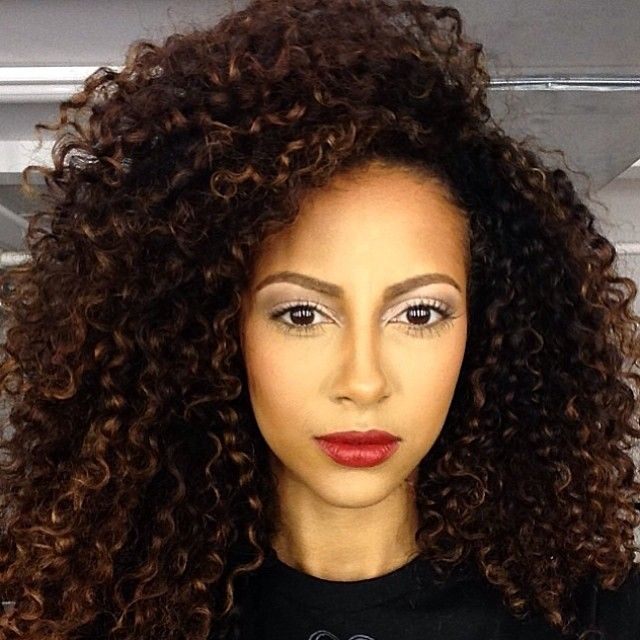 Excellent 1000 Images About Kinky Curly Hair Styles On Pinterest Hairstyles For Women Draintrainus