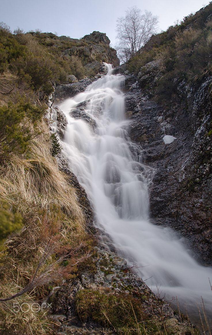 Cascada arroyo Hornaz - Cascada del arroyo Hornaz