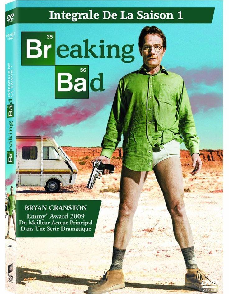 Breaking Bad - Saison 1 - DVD NEUF SERIE TV