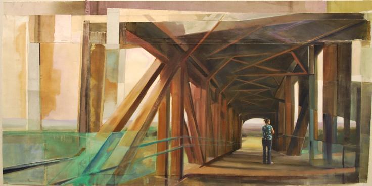 Isaac Payne - covered bridge