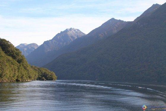 Lake Manapouri na Nova Zelândia 27