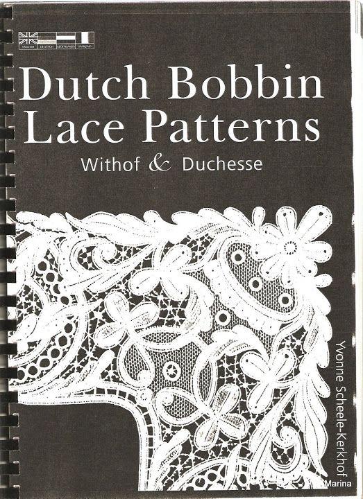 DUTCH BOBBIN LACE PATTERNS - Marina - Picasa Webalbums