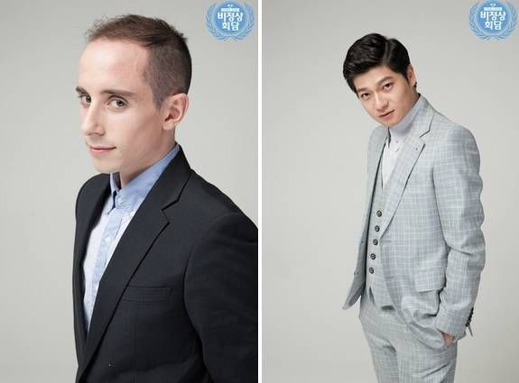 'Abnormal Summit' members Tyler Rasch and Zhang Yuan caught with visa violations | http://www.allkpop.com/article/2014/10/abnormal-summit-members-tyler-rasch-and-zhang-yuan-caught-with-visa-violations