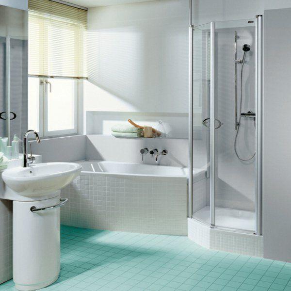 Best Kleine Badezimmer Lösungen Photos - Farbideen fürs ...