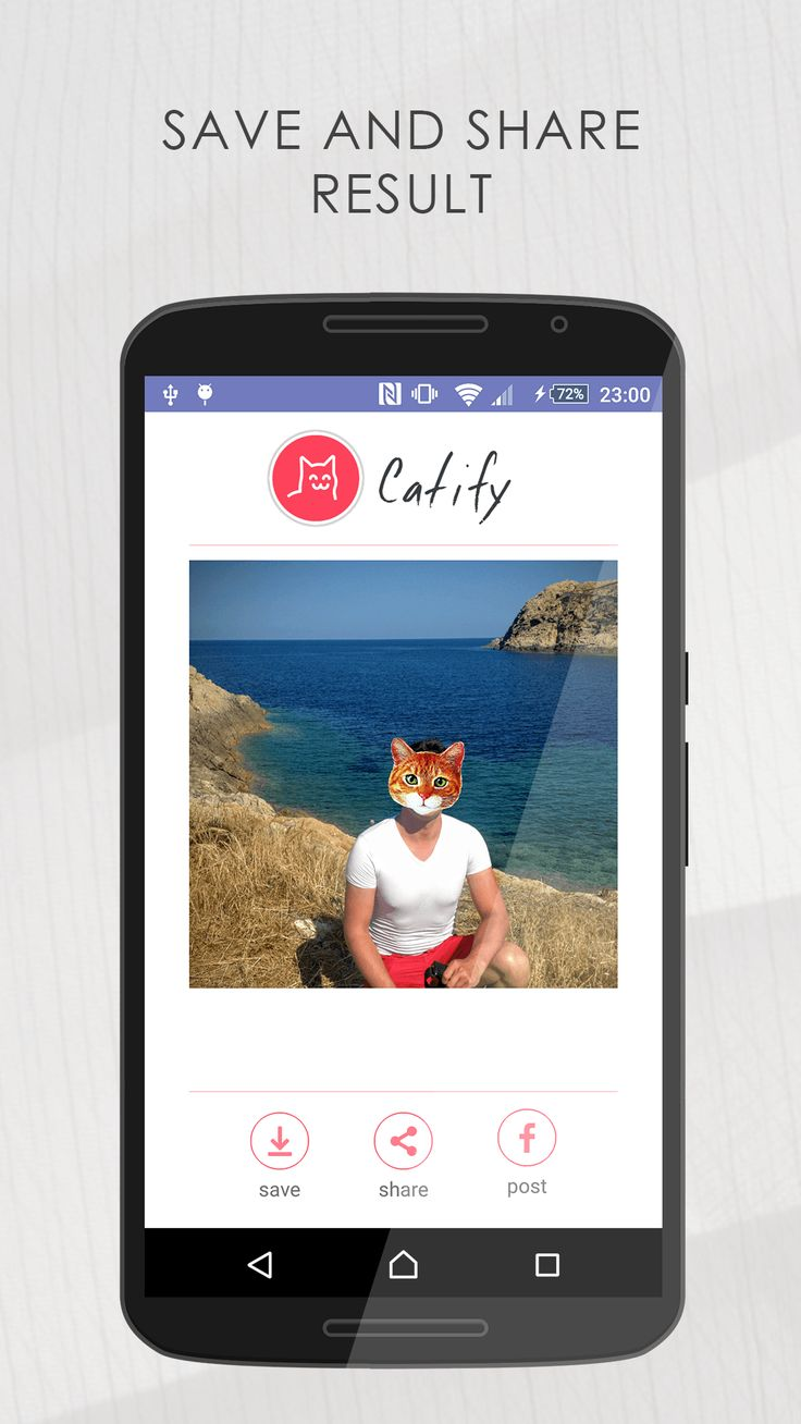 Download Catify, the ultimate Catifier photo app for Android by Andev.