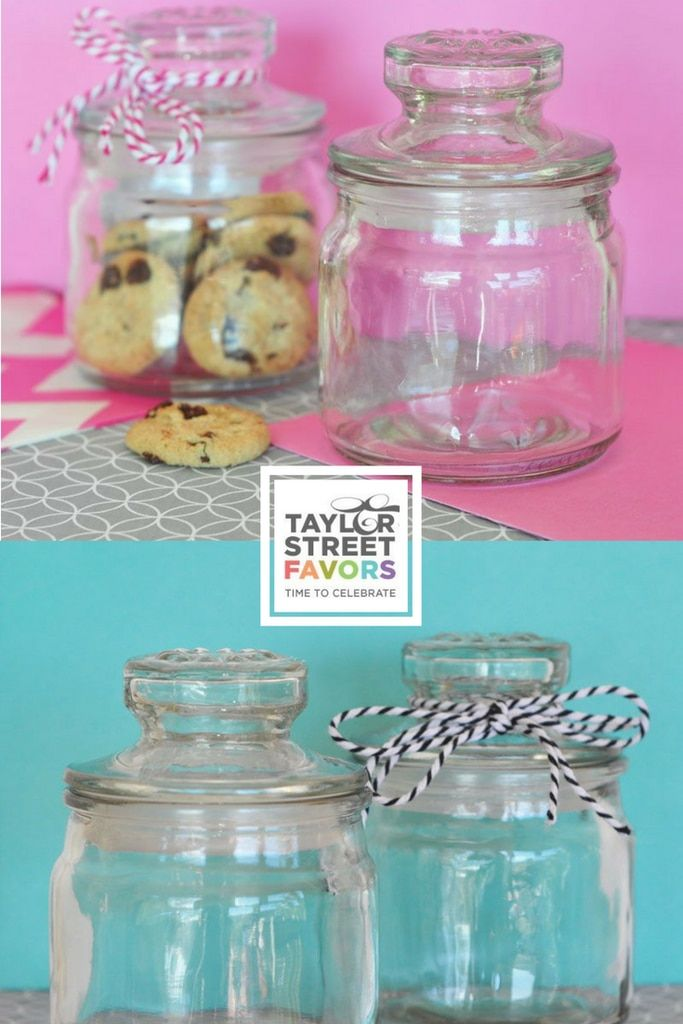These Blank Gl Jar Favors Can Be Just About Wver You Want Them To Lids Fit And Their Size Is Right Take A Look