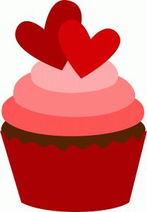 Valentine Cake Clip Art : 1148 best cupcskes ilustrations images on Pinterest ...