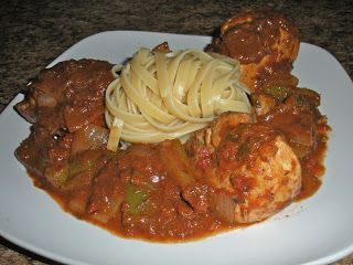 58 best soul food yummy images on pinterest recipe blogs soul shawnas food and recipe blog chicken cacciatore forumfinder Choice Image