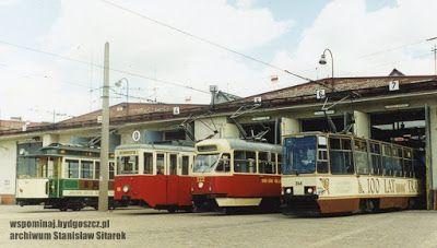 Zajezdnia tramwajowa ul.Toruńska