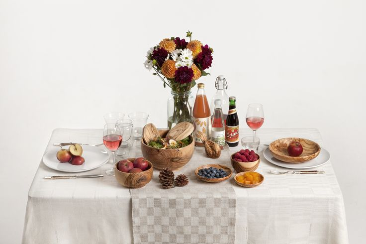 Høstbord // Fall table www.evamia.no