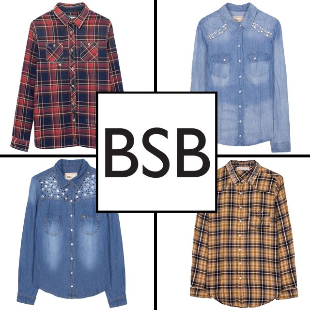"""Shirt' it out! #BSB_FW14 #BSB_shirts"