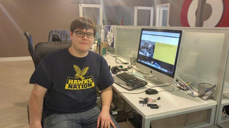 Petri Trebilcock, Web Developer Intern