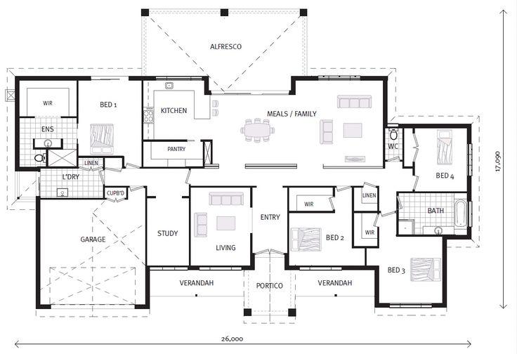 Caspian 347 on display home designs in ballarat gj for Gardner flooring