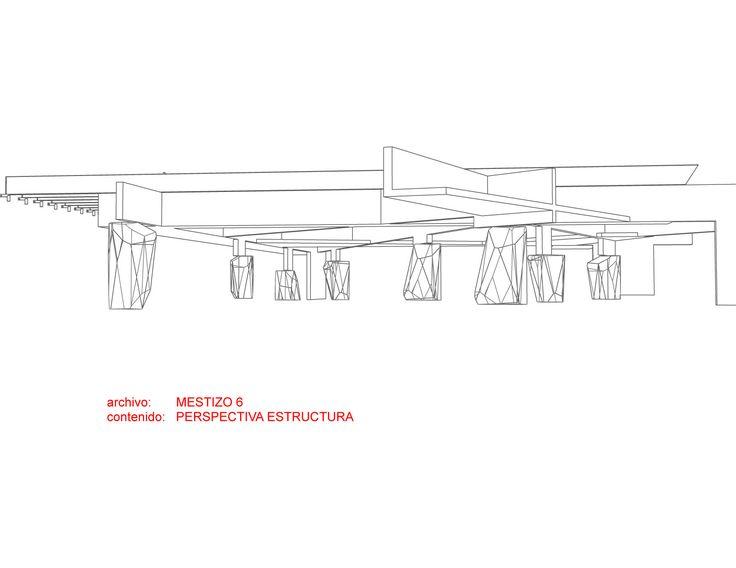 Galería de mestizo Restaurante / Smiljan Radic - 52