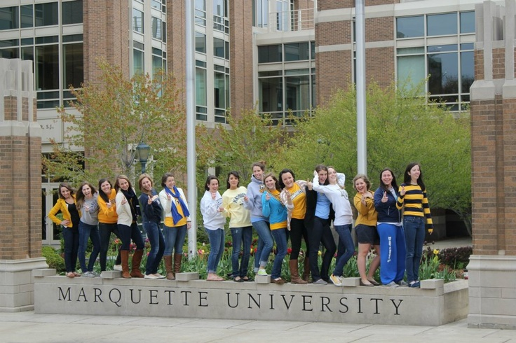 Kelly White's Facebook cover album. Do you have a Marquette themed photos as your cover? Post on Twitter with the hashtag #mualbums