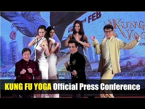 WATCH KUNG FU YOGA Official Press Conference with Jackie Chan, Sonu Sood & Disha Patani. Click here to see full video >>> https://youtu.be/I8dKyTZ_1fw #kungfuyoga #jackiechan #sonusood #dishapatani #bollywood #bollywoodnews #bollywoodnewsvilla
