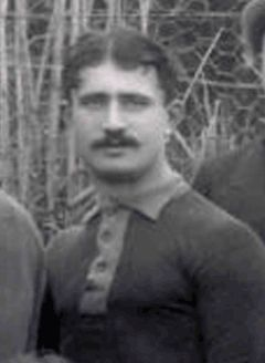 Raymond SCHULLER (1890-1914) (Rugby) (Mort pour la France)