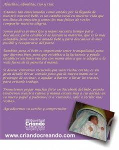 carta para familiares de mamás primerizas http://familialibre.com/blog/6315/carta-para-familiares-de-mamas-primerizas