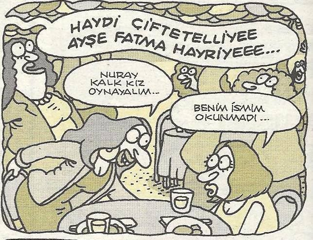 Yiğit Özgür; Çiftetelli amatörü!