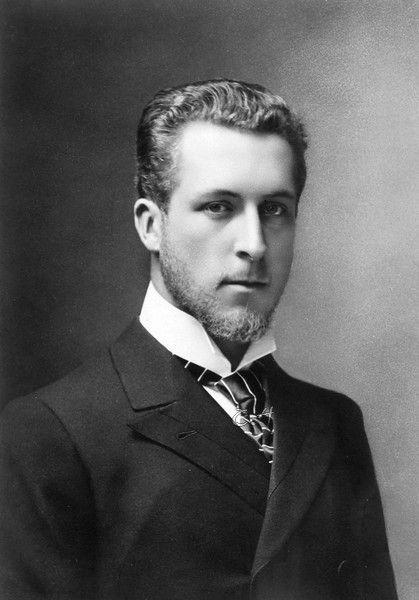 Prince Albert of Belgium, later King Albert I. Early 1900s.  VERY handsome!!!
